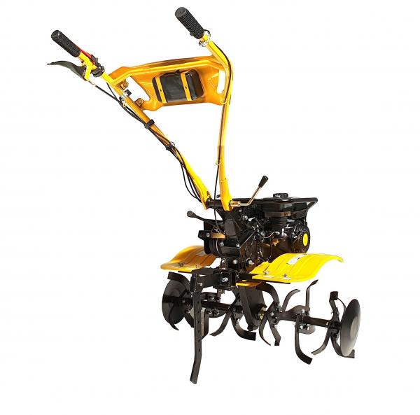 Motocultor ProGARDEN HS500N, 7 CP, benzina, 2+1 viteze, roti ATV 19x7-8, far LED (Campo 753) 3