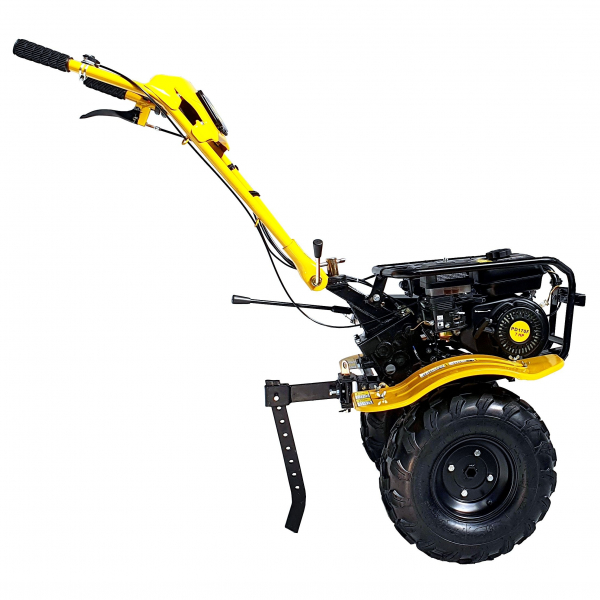 Motocultor ProGARDEN HS500N, 7 CP, benzina, 2+1 viteze, roti ATV 19x7-8, far LED (Campo 753) 9