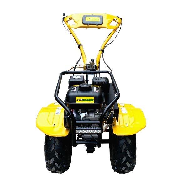 Motocultor ProGARDEN HS500N, 7 CP, benzina, 2+1 viteze, roti ATV 19x7-8, far LED (Campo 753) 5