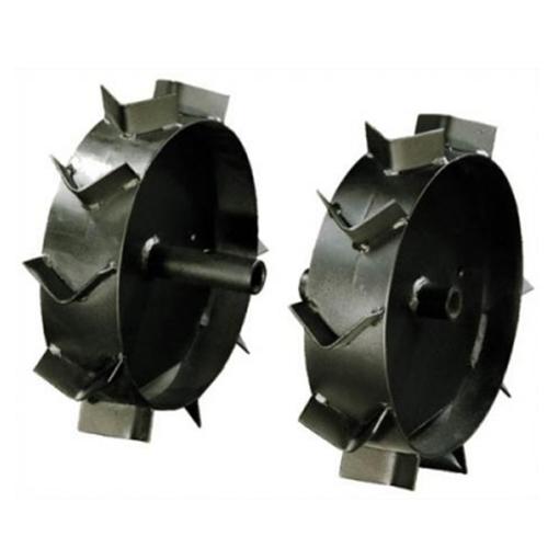 Set roti metalice Szentkiraly 34 cm, ax cilindric 24 mm [0]