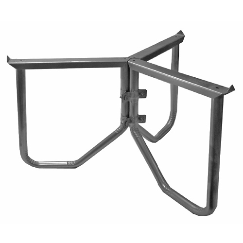 Suport din inox pentru cisterna Marchisio BI40, 400 mm [0]