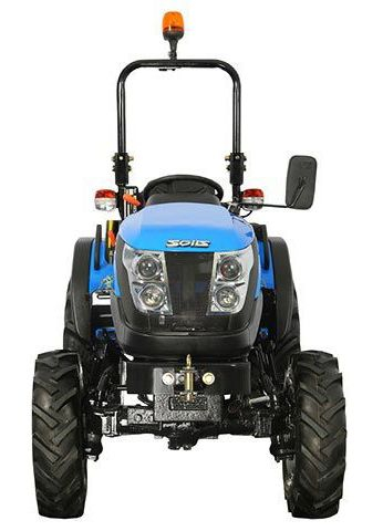 Tractor agricol Solis 20 4WD, 20 CP, diesel 3