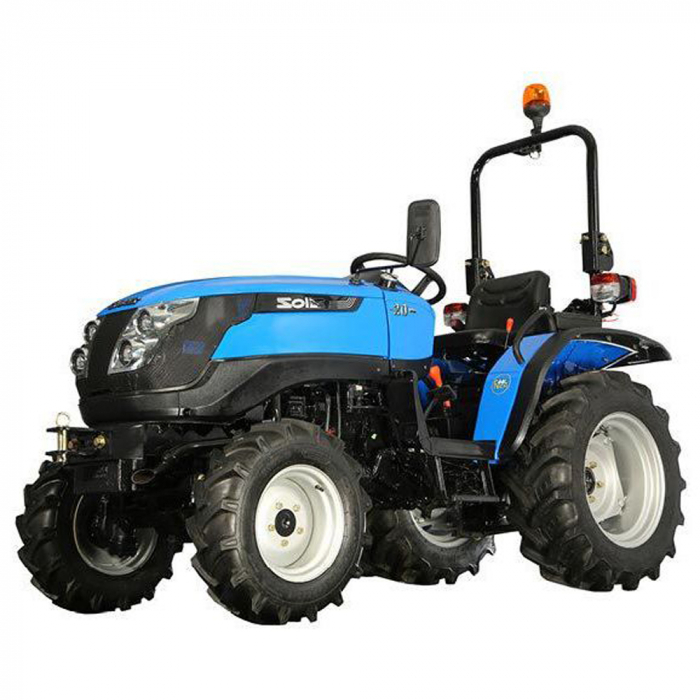 Tractor agricol Solis 20 4WD, 20 CP, diesel 0