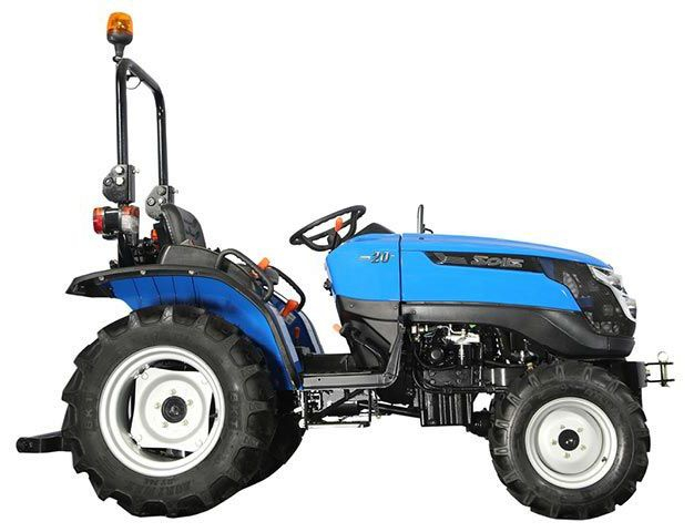 Tractor agricol Solis 20 4WD, 20 CP, diesel 2