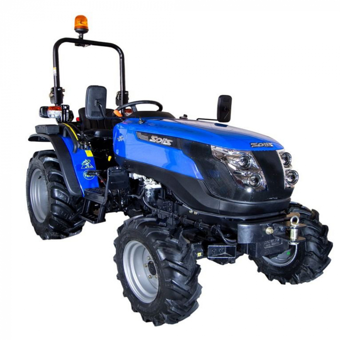 Tractor agricol Solis 26 4WD, 26 CP, diesel (Wider Agri) [0]