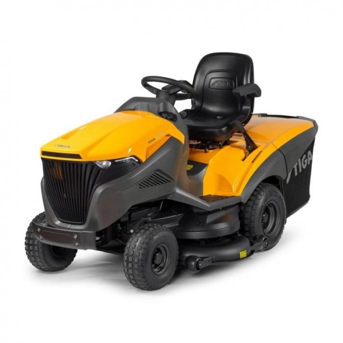 Tractoras de tuns gazon Stiga ESTATE 7122 HWSY, 20 CP, 122 cm, 320 L [1]