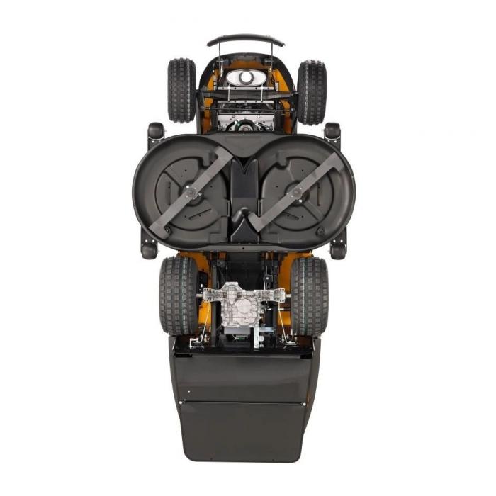 Tractoras de tuns gazon Stiga ESTATE 7122 HWSY, 20 CP, 122 cm, 320 L [7]