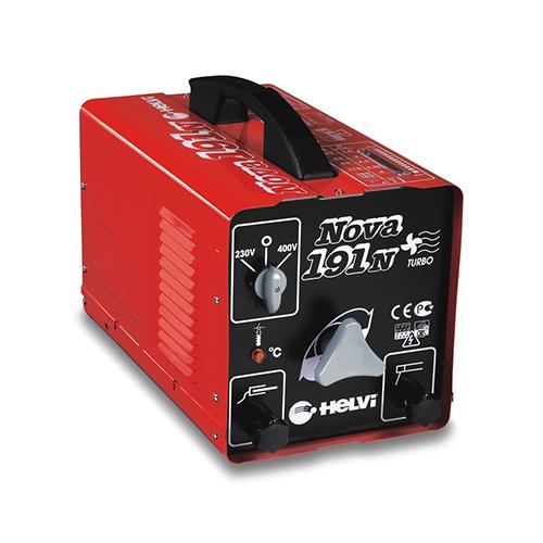 Transformator de sudura HELVI NOVA 191 N TURBO, 230 V, 4 kVA, 35-170 A [0]