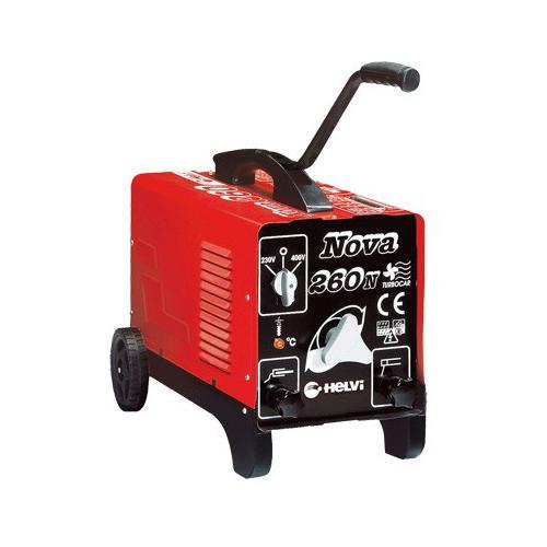 Transformator de sudura HELVI NOVA 260 N TURBOCAR, 230 V, 4.4 kVA, 35-190 A  [0]