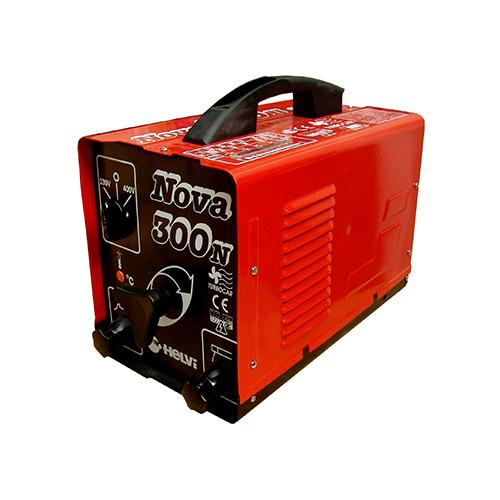 Transformator de sudura HELVI NOVA 300 N TURBOCAR, 230 V, 4.6 kVA, 45-250 A [0]