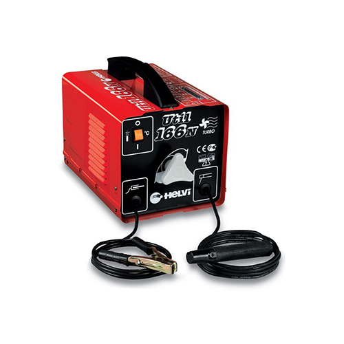 Transformator de sudura HELVI UTIL 166 N TURBO, 230 V, 3.2 kVA, 35-140 A [0]