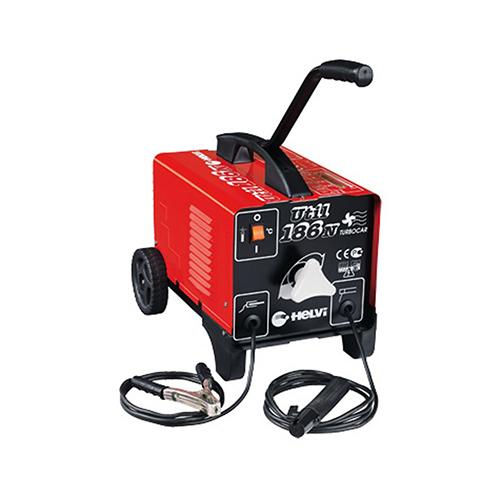 Transformator de sudura HELVI UTIL 186 N TURBOCAR, 230 V, 4 kVA, 40-160 A [0]