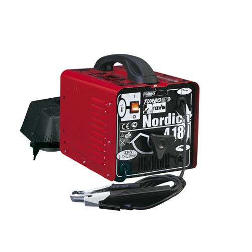 Transformator de sudura TELWIN NORDICA 4.181, 230 V, 2.5 kW, 55-160 A [0]