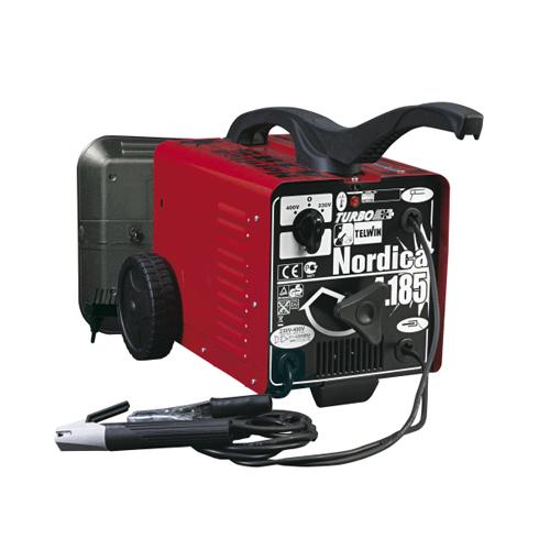 Transformator de sudura TELWIN NORDICA 4.185, 230 V, 2.5 kW, 55-160 A [0]