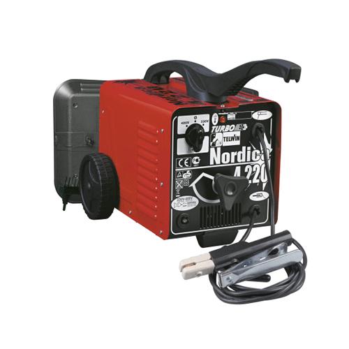 Transformator de sudura TELWIN NORDICA 4.220, 230 V, 3.5 kW, 55-190 A [0]