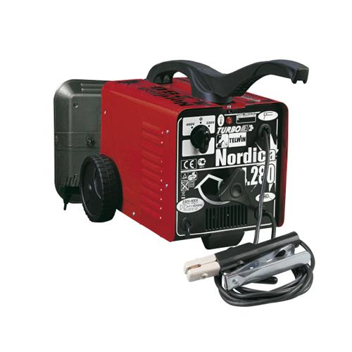 Transformator de sudura TELWIN NORDICA 4.280, 230 V, 3.6 kW, 70-220 A [0]