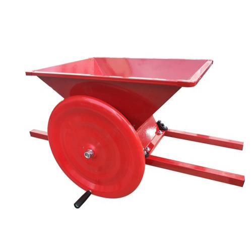 Zdrobitor de struguri manual MINIENO Smalto, 300-500 kg/h [0]