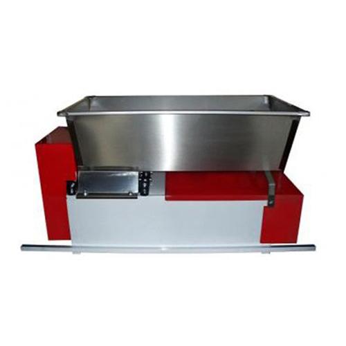 Zdrobitor-desciorchinator electric cu snec ENO 15 Semi-Inox, 750 W, 1600-1800 kg/h 0