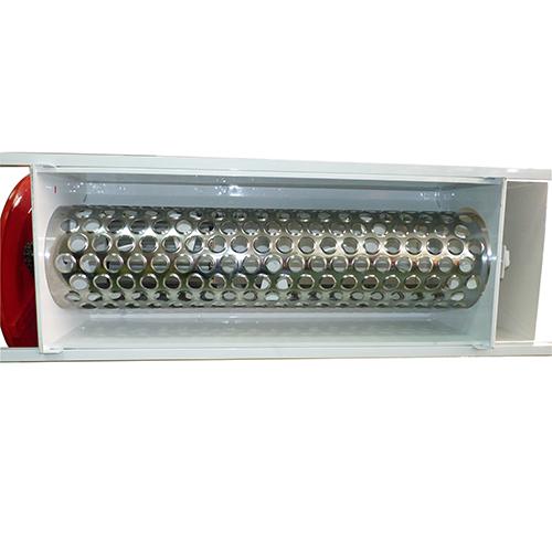 Zdrobitor-desciorchinator electric cu snec ENO 15 Smalto, 750 W, 1600-1800 kg/h 3