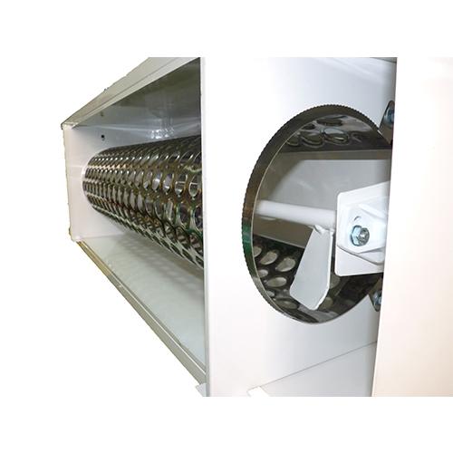 Zdrobitor-desciorchinator electric cu snec ENO 15 Smalto, 750 W, 1600-1800 kg/h 2