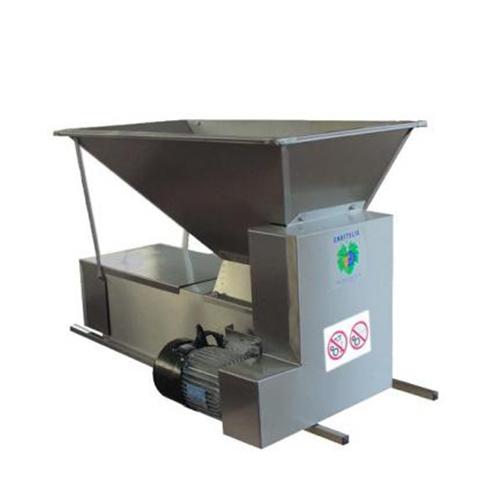 Zdrobitor-desciorchinator electric ENO 3/M Inox, 750 W, 1000-1200 kg/h 0