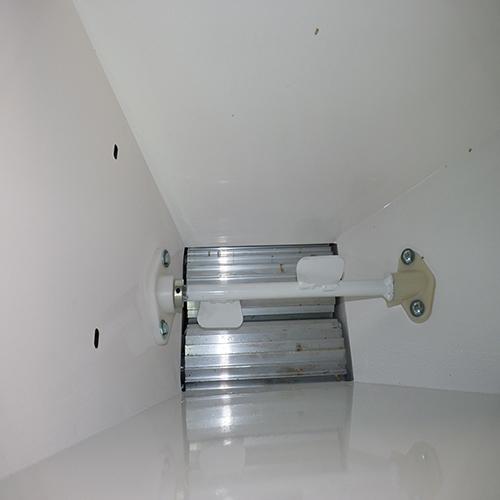 Zdrobitor de struguri cu desciorchinator, electric ENO 3/M Smalto, 750 W, 1000-1200 kg/h [2]