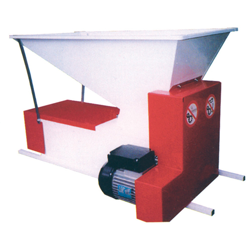 Zdrobitor de struguri cu desciorchinator, electric ENO 3/M Smalto, 750 W, 1000-1200 kg/h [0]