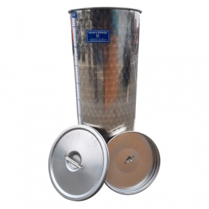 Cisterna inox Marchisio SPO100A, 100 litri, capac flotant cu ulei de parafina, 384x1000 mm1