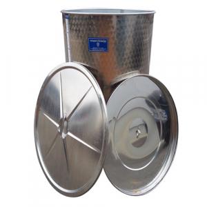 Cisterna inox Marchisio SPO700, 700 litri, capac flotant cu ulei de parafina, 790x1500 mm [1]