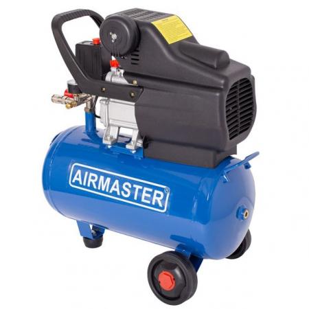 Compresor cu piston Airmaster AIRMASTER210/24, 24 L, 8 bar, 198 l/min, 2 CP, monofazat [4]