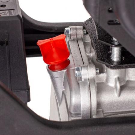 Compresor cu piston Airmaster AIRMASTER210/24, 24 L, 8 bar, 198 l/min, 2 CP, monofazat [10]