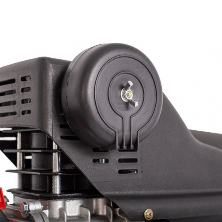 Compresor cu piston Airmaster AIRMASTER210/24, 24 L, 8 bar, 198 l/min, 2 CP, monofazat [9]