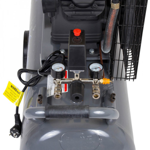 Compresor cu piston Stager HMV0.6/200, 200 L, 8 bar, 600 l/min, 5.5 CP, trifazat [2]