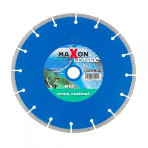 Disc diamantat segmentat Maxon MSZ115C, 115 x 22.2 x 1.7 mm [0]