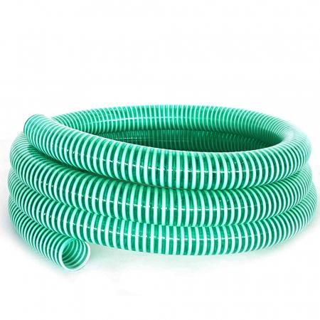 """Furtun absorbtie cu spira din PVC, 51 mm (2"""")"""