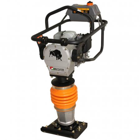Mai compactor Bisonte MC72-H, Honda GX100, 3 CP, benzina, 12 kN, 68 kg [1]