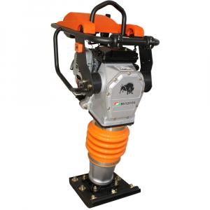 Mai compactor Bisonte MC75-H, Honda GXR120, 3.5 CP, benzina, 13 kN, 72 kg [0]