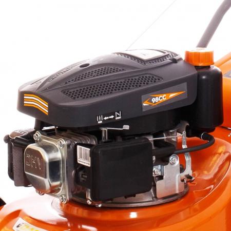 Masina de tuns gazon Ruris DAC 100XL, 2.5 CP, 40 cm, 45 L [4]