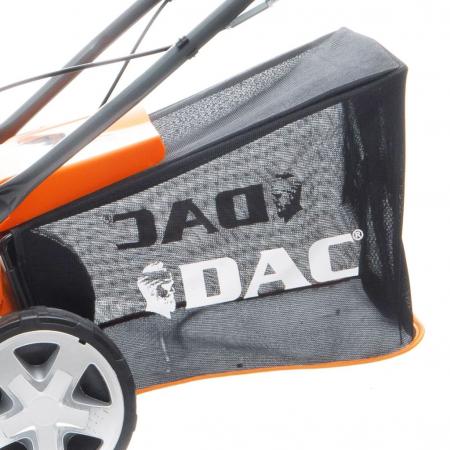 Masina de tuns gazon Ruris DAC 110XL, 2.5 CP, 40 cm, 45 L, autopropulsata8