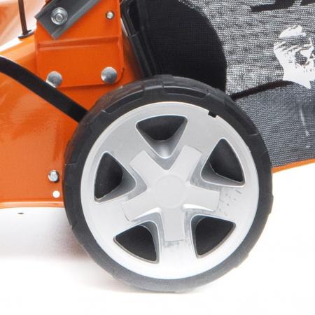 Masina de tuns gazon Ruris DAC 110XL, 2.5 CP, 40 cm, 45 L, autopropulsata7