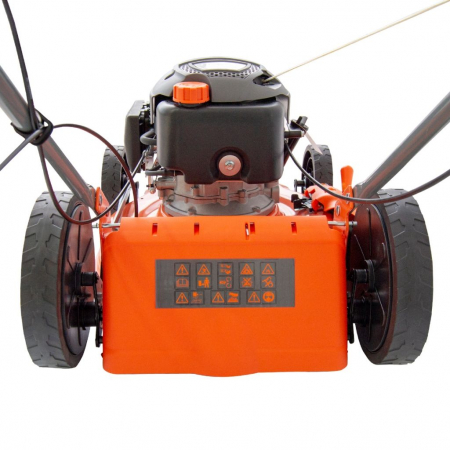 Masina de tuns gazon Ruris DAC 120XL, 4 CP, 46 cm, 55 L, autopropulsata11