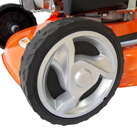 Masina de tuns gazon Ruris DAC 120XL, 4 CP, 46 cm, 55 L, autopropulsata5