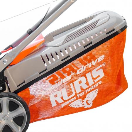 Masina de tuns gazon Ruris RX200S, 2.7 CP, 42 cm, 45 L5