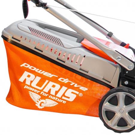 Masina de tuns gazon Ruris RX221S, 3.5 CP, 42 cm, 45 L6