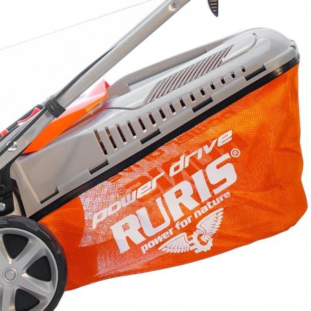 Masina de tuns gazon Ruris RX221S, 3.5 CP, 42 cm, 45 L5