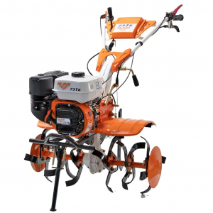 Motocultor Ruris 731ACC1, 7.5 CP, benzina, 3 viteze + accesorii [1]