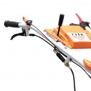 Motocultor Ruris 731ACC1, 7.5 CP, benzina, 3 viteze + accesorii [5]