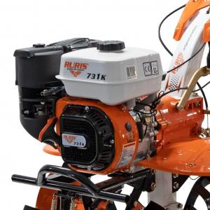 Motocultor Ruris 731ACC1, 7.5 CP, benzina, 3 viteze + accesorii [2]