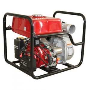 """Motopompa apa curata Senci SCWP-80E, 7.5 CP, benzina, 1000 l/min, Hmax. 30 m, 3"""", pornire electrica0"""