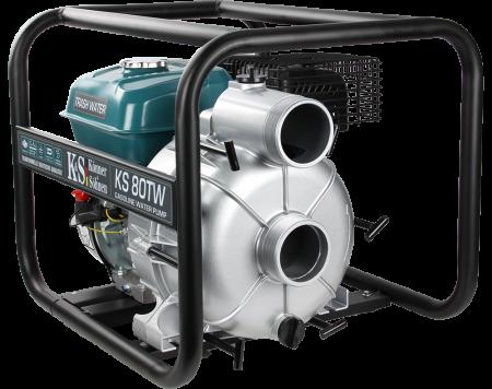 "Motopompa apa murdara Könner & Söhnen KS 80TW, 3"", 7 CP, benzina, 1100 l/min, Hmax. 26 m [3]"